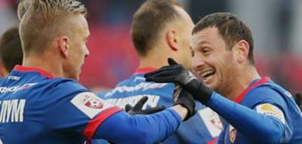 CSKA Moskwa Singkirkan Olympique Lyon
