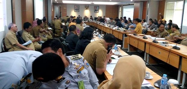 Cuma 37 Masjid Terima Dana Hibah, Biro Dikmental Dimarahi Banggar DPRD