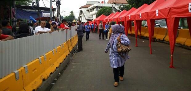 Persoalkan Penutupan Jalan Jatibaru, 4 Lembaga Negara Dituding Off Side