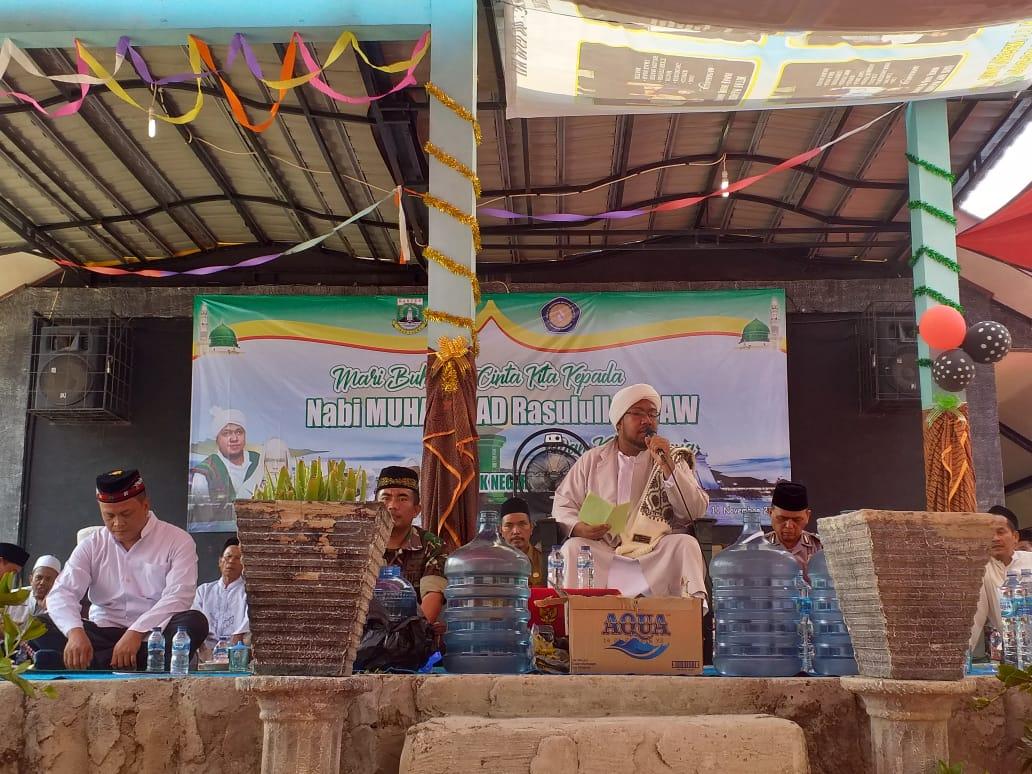 SMKN 11 Kabupaten Tangerang Gelar Maulid Nabi Muhammad SAW