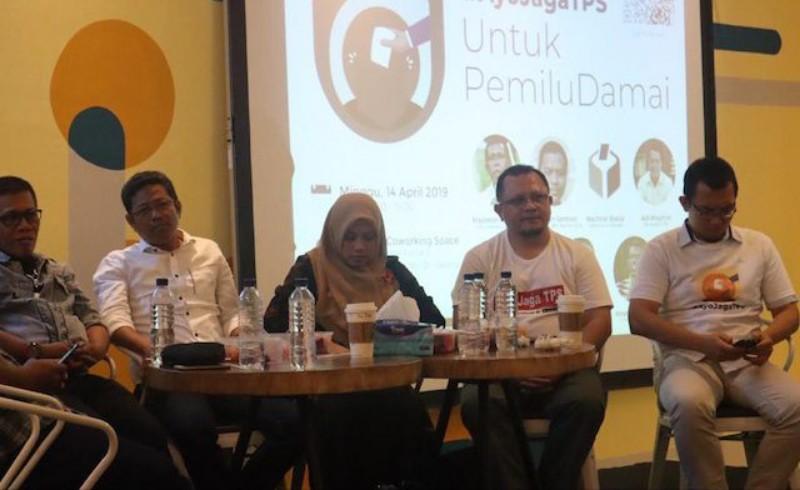 Hasil Real Count Aplikasi AyoJagaTPS, Prabowo Ungguli Jokowi