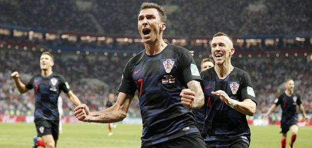 Kroasia Cetak Sejarah Baru Piala Dunia