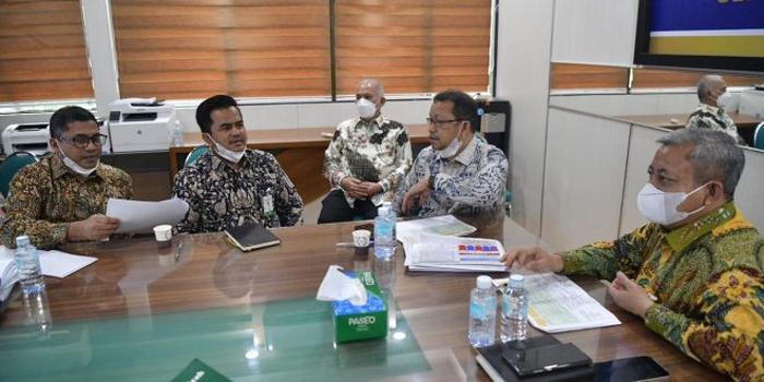 Jajaran Bank Aceh Syariah Diskusikan Sejumlah Isu untuk Tingkatkan Pelayanan