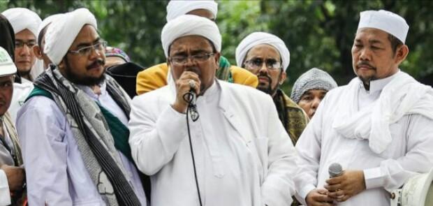 Menangkan Prabowo-Sandi, Ini Instruksi Habib Rizieq untuk Umat Islam