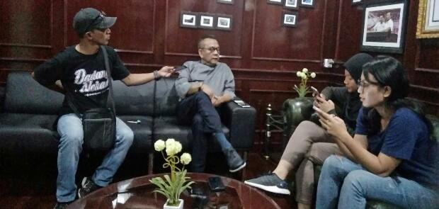 Ditelepon Wakil Ketua DPRD, Asisten Pemerintahan Batal Undang 2 Perusahaan