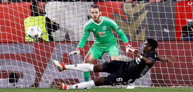 Manchester United Gagal Dapat Poin Penuh di Kandang Sevilla