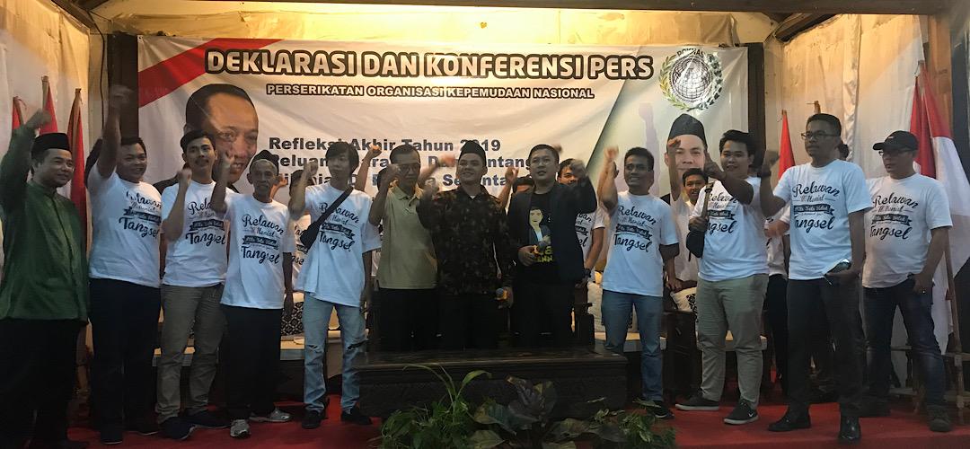 Kaum Milenial dan Tokoh di Tangsel Dukung Muhammad Iyon Jadi Walikota