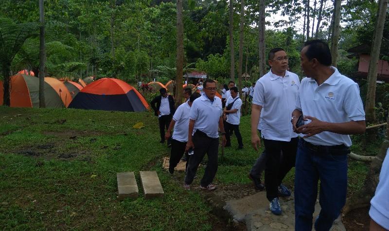 Belum Setahun Dibuka, Ribuan Orang Telah Kemping di Grand Camp