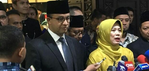 Anies-Sandi Pecah Telor, LKPD 2017 Dapat Opini WTP dari BPK