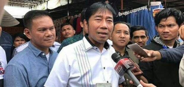 Haji Lulung Setuju BPK Audit Investigasi Penggunaan Lahan DKI untuk Tower Mikrosel