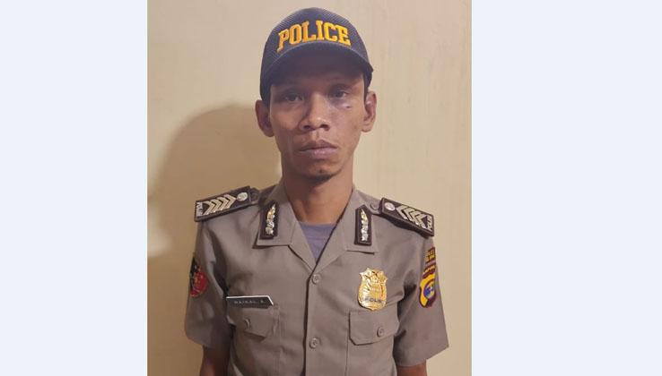 Polsek Tanjung Bintang Berhasil Bekuk, Polisi Gadungan Berpangkat Bripka