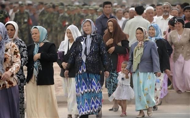 Soal Muslim Uighur, DPR Minta Pemerintah Tidak Tinggal Diam