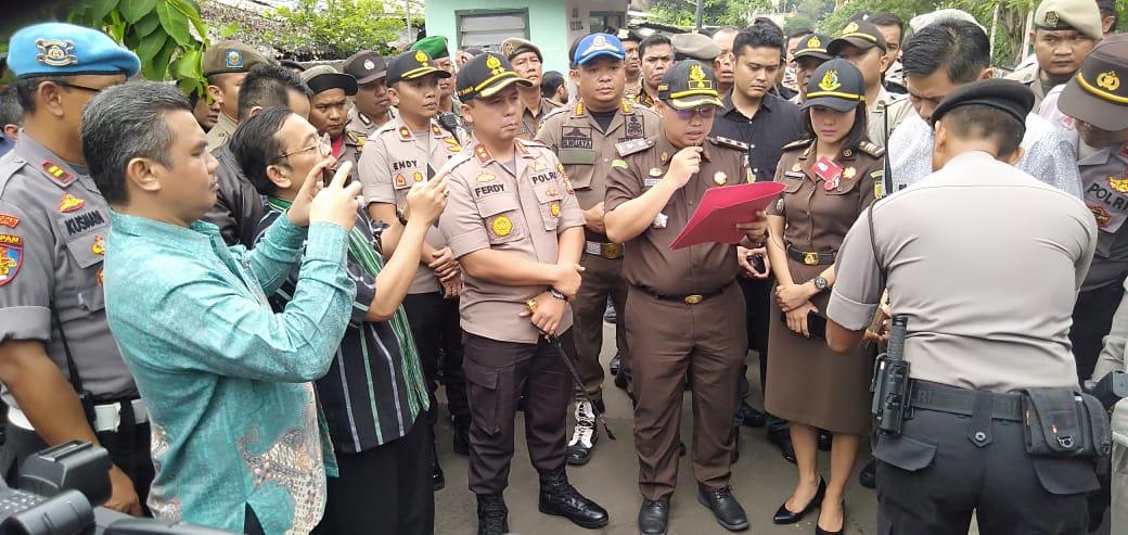 Ini Alasan Warga Puri Intan Melawan UIN Jakarta