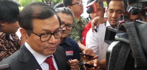 Soal Dugaan Keterlibatan Jenderal Polri dalam Kasus Novel, Begini Reaksi Istana