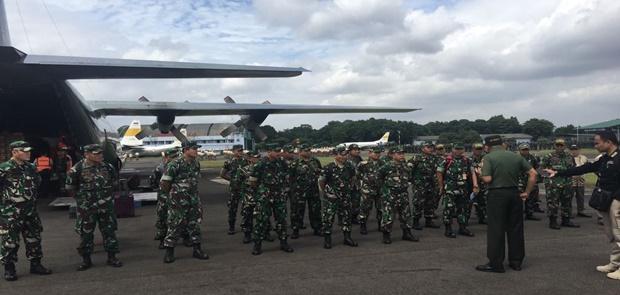 TNI Kirim Satgas Kesehatan KLB Asmat