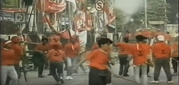 Korban 27 Juli 1996, Tagih Janji PDI Perjuangan
