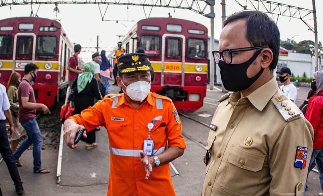 Hindari Penumpukan, Walikota Bogor Minta Perusahaan Di Jakarta Bikin Shift Kerja