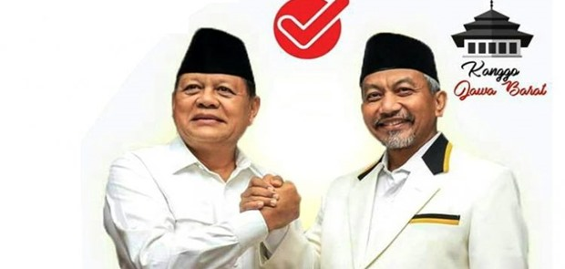 Hasil Survei IDM, Pasangan Ahmad Syaikhu Unggul Sementara Di Jawa Barat