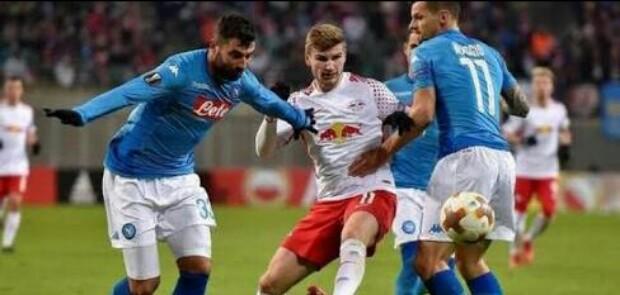 Kalahkan Leipzig, Napoli Tersingkir dari Piala Europe