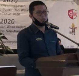 KPU Way Kanan Laksanakan Sosialisasi PKPU 5 Tahun 2020