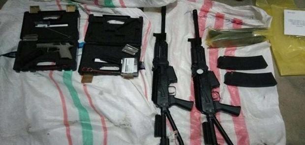 10 Koli Senjata Import di Bandara Fatmawati Ternyata Milik BNNP Bengkulu