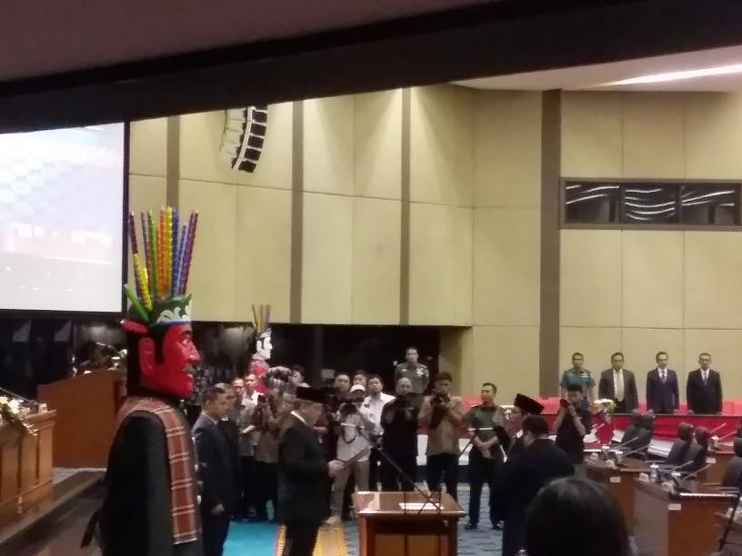 DPRD DKI Lantik Jimi Alexander Sebagai Anggota Dewan Fraksi Gerindra