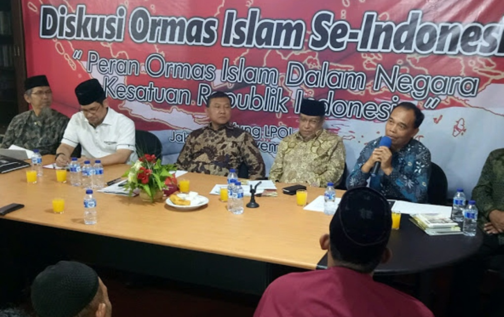 BIN Sebut 41 Masjid di K/L dan BUMN Terpapar Paham Radikalisme