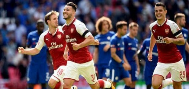 PREV LIGA PRIMER: Arsenal Vs Chelsea