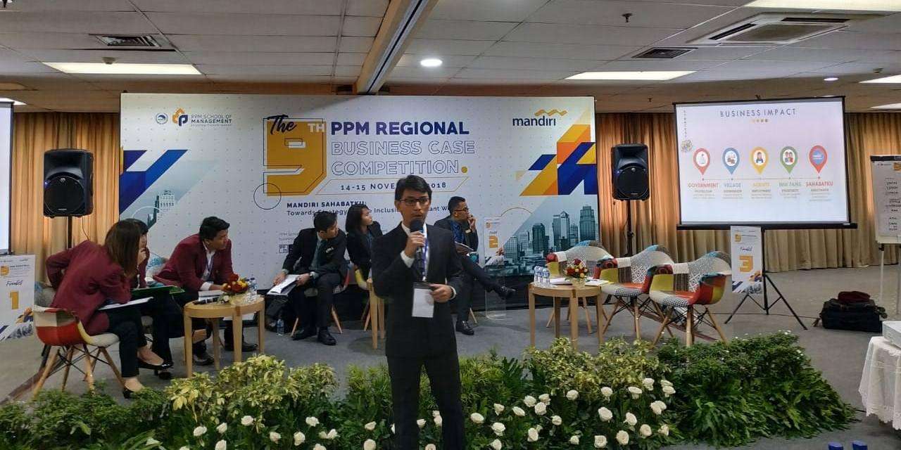 Kampus PPM Gandeng Bank Mandiri Adakan Kompetisi Bisnis