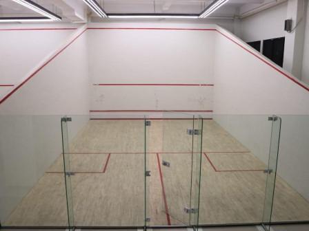 Fasilitas Squash di GOR Koja Jadi Aset DKI