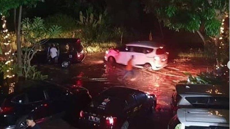Longsor Dasar Laut Picu Tsunami, Puluhan Warga Banten dan Lampung Tewas
