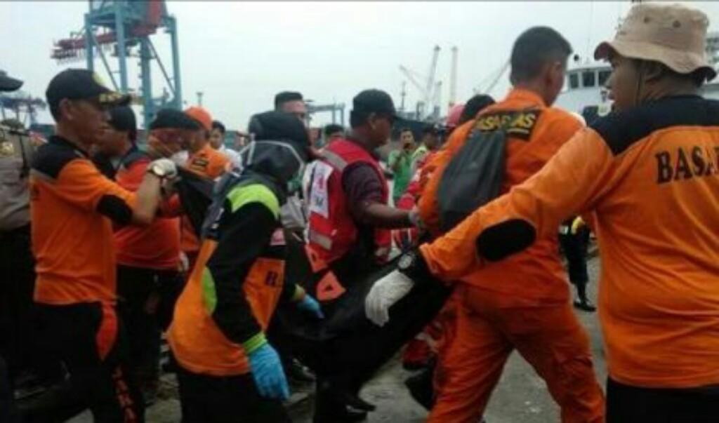 Korban Pesawat Lion Air JT-610  Belum Dapat Diidentifikasi