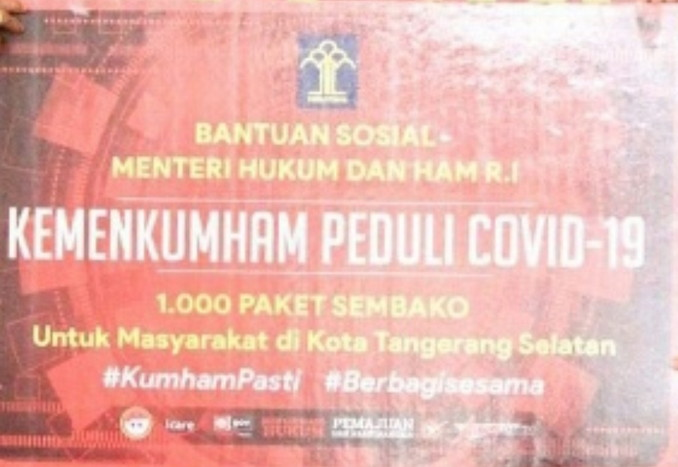 Banyak Dapat Dana Bansos, 87 KK di Serpong Kelaparan