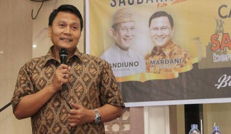 Ditudung Homo oleh Faizal Assegaf, Mardani Ali Sera Minta Maaf