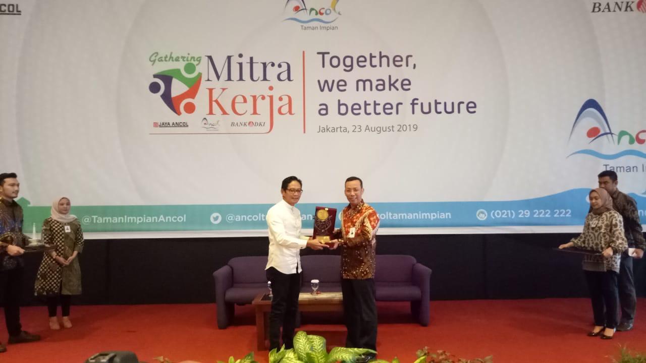 Bank DKI Berikan Akses Perbankan ke Mitra Kerja Pembangunan Jaya Ancol