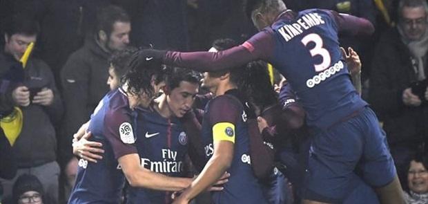 Gol Di Maria Bawa PSG Raih Kemenangan Ketujuh