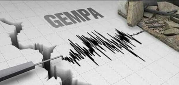 Dalam Setengah Hari, Sumba Timur Digoyang 5 Gempa Berkekuatan 5-6 SR