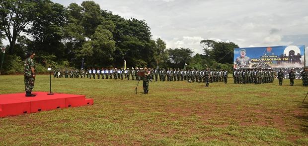 Panglima TNI: Jadikan Event Dunia Sasaran Pembinaan Latihan Petembak TNI