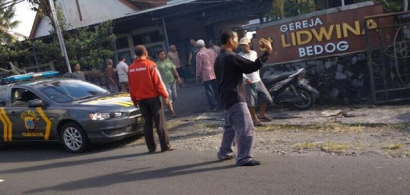 Penyerangan Gereja Dan Ustad Diduga Terkait Tahun Politik