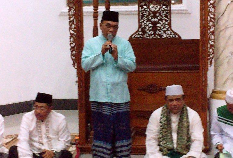 HUT ke-17 Kabupaten Kepulauan Seribu ,  Pemkab Gelar Istighosah untuk Keselamatan Bangsa