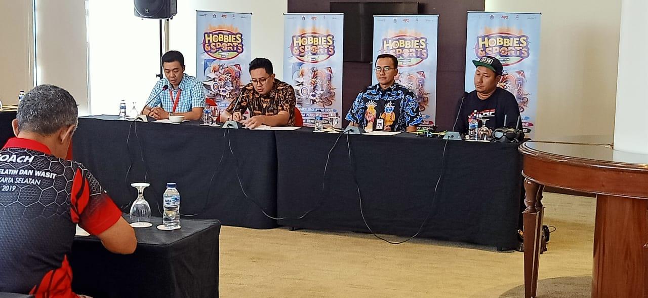 Promosikan Komunitas Hobi, Disparbud DKI Gelar Hobbies N Sport Exhibition Djakarta 2019