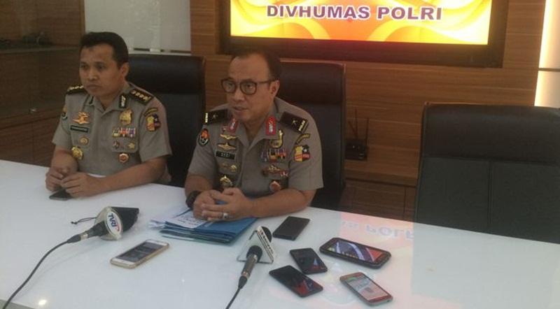 Polisi Tangkap Pembuat Hoaks 7 Kontainer Surat Suara Yang Sudah Dicoblos