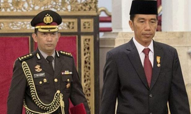 Mantan Ajudan Jokowi Ditunjuk Sebagai Kabareskrim