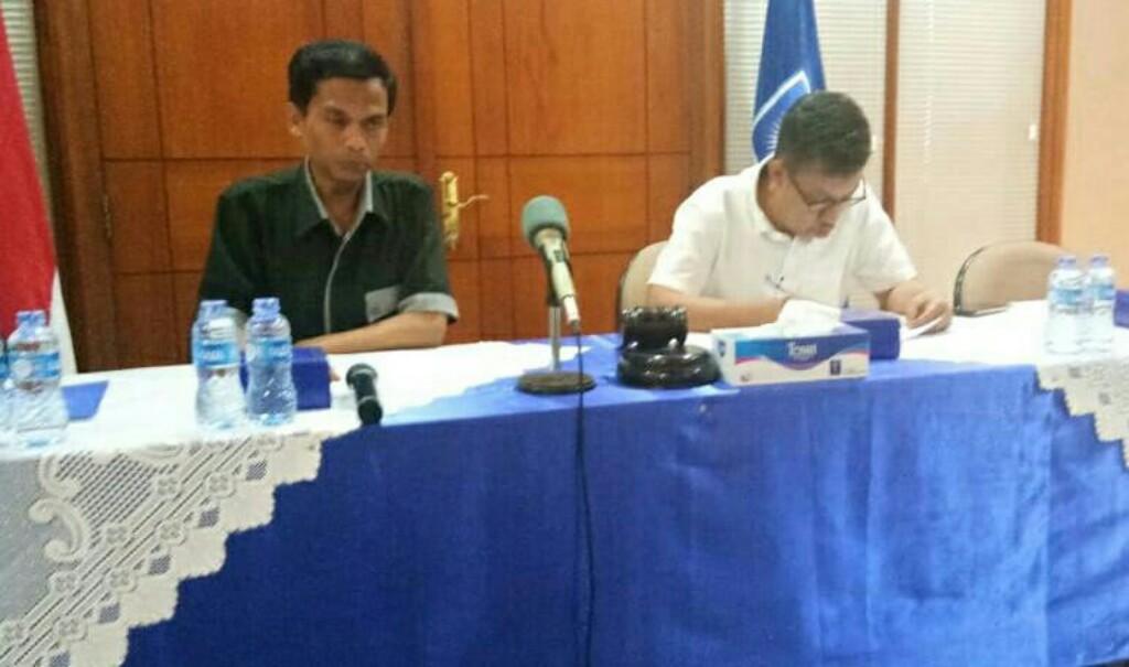PR JAK Laporkan Dugaan Korupsi Pejabat Dinkes ke Anies Baswedan