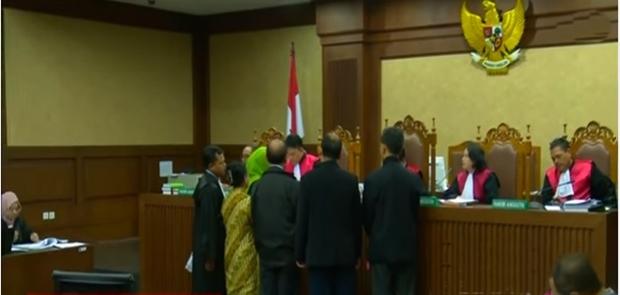 Novel: Miryam Mengaku Diancam Sesama Anggota DPR RI