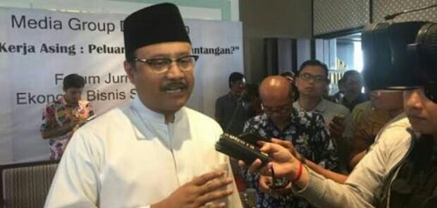 Resmi Koalisi dengan PDIP dan PKB, PKS Usung Gus Ipul di Pilgub Jatim