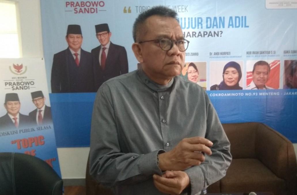 Pemilu 2019 Paling Amburadul, Ketua KPU Diminta Mundur