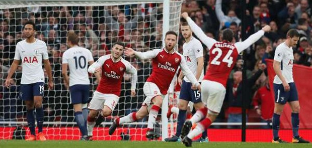 PREV LIGA PRIMER: Tottenham Hotspur Vs Arsenal
