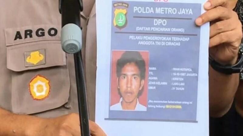 Kasus Pembakaran Polsek Ciracas, 2 Orang Ditangkap 3 Di-DPO Polisi