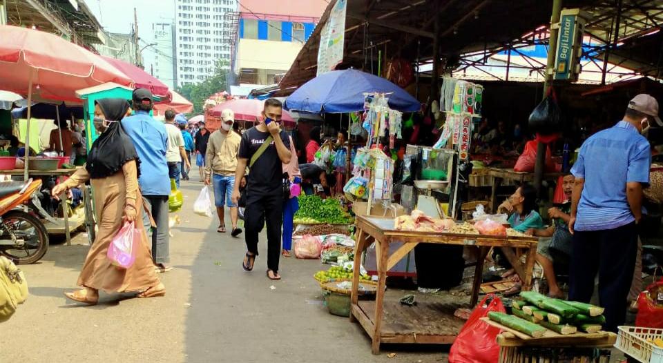 Pasar Kebayoran Lama Ditutup Tiga Hari